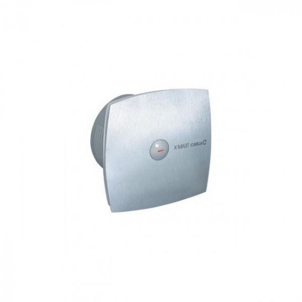 Вентилатор X-MART, ф 100 инокс