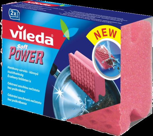 Гъба Vileda Soft Power