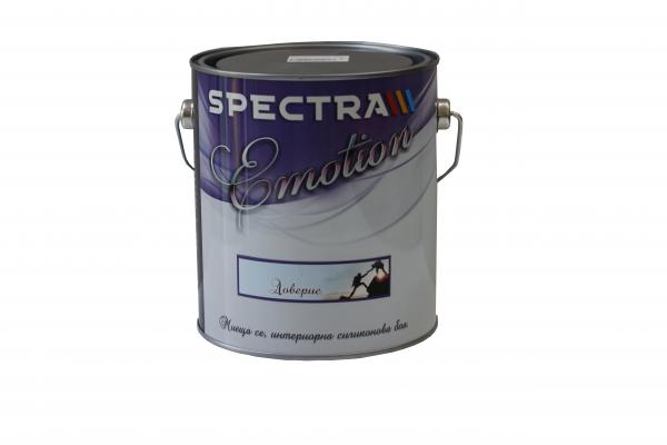 Интериорна боя Spectra Emotion 2.5л, Въображение