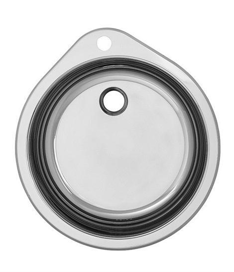 Кухненска мивка за вграждане ХРОМ
