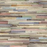PVC Ламперия Motivo Fun 25см/8мм 2.65м2 Colour Wood/Цветен камък