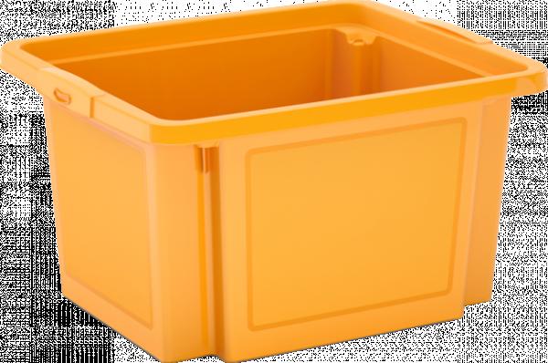 H-BOX кутия 23л жълта