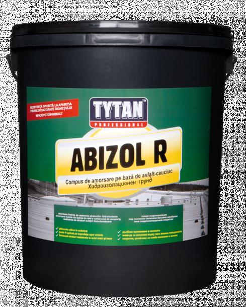 Битумен грунд на база разтворители TYTAN АБИЗОЛ R , 9 кг