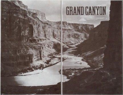 Декор Grand Canyon 50x40