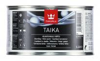 Декоративна перлена боя Taika HM 225мл, сребро