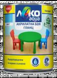 Леко Aqua Gloss 0.7л, синя
