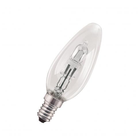 Хал. крушка свещ 42W E14