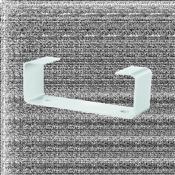 Скоба за PVC въздуховод  55х110