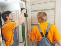 Как да монтираме интериорна врата