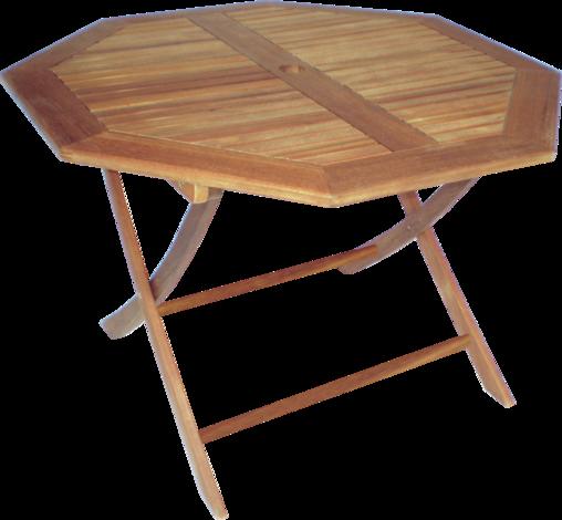 Осмоъгълна маса    /евкалипт