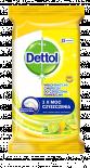 Dettol Power & Fresh Lemon кърпички 32 бр