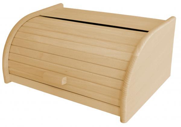 Дървена кутия за хляб
