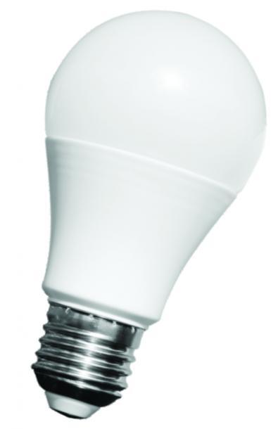 LED крушка 7W 220V E27 A60 3000K