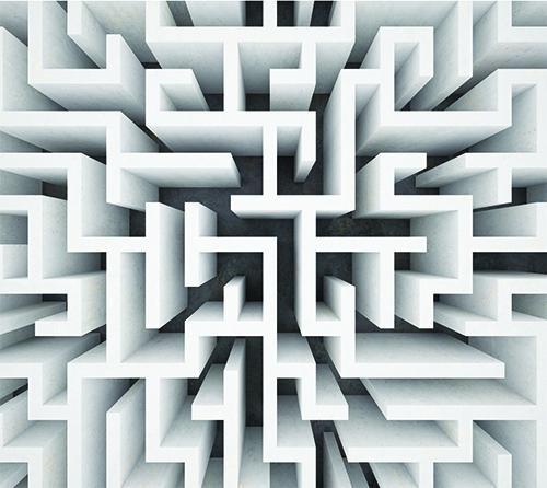 Протектор за под универсален 100х120см, 09 абстрактни