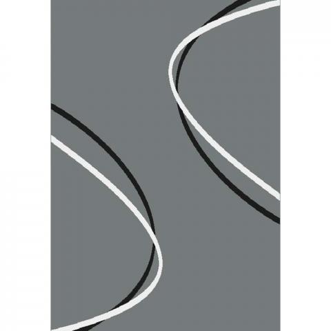 Килим Frise60 Funchal Fun 120х170 сив
