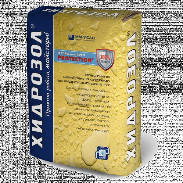 Хидрозол сух компонент 10 кг