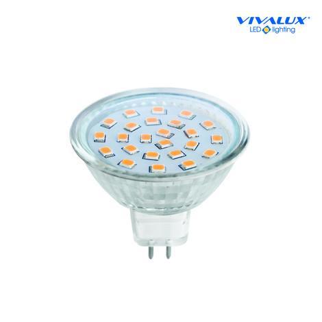 LED крушка G5,3 3,5W 6400K