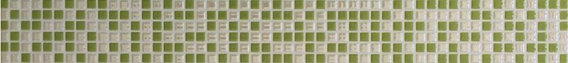Декоративен фриз Optymist Green 4,5x40 см