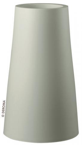 Саксия Реверсо Кръгла, ф39 см, перла 2
