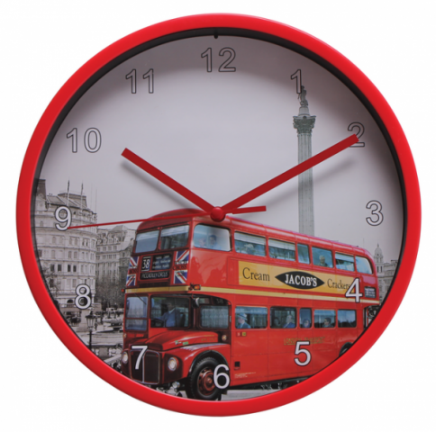 Часовник LONDON BUS