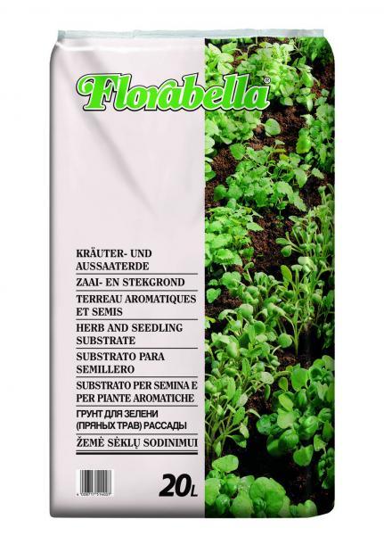Почва за посеви Florabella 20 л