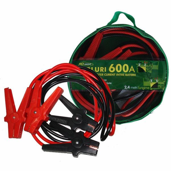 Стартерни кабели 600A 2.4м