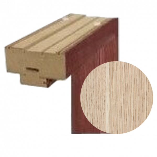 Каса Standard горна греда 80 см., дъб натурален