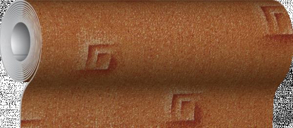 Килим Quadri тъмно оранжев 4м.