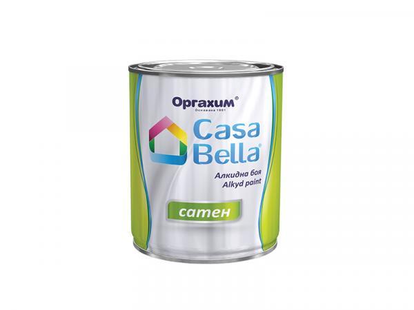 Алкидна боя CasaBella млечно кафява 0.65 л