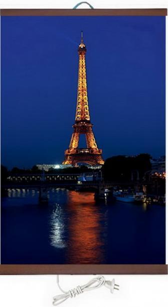 Картина с ИЧ-нагревател IRT Париж