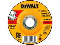 Абразивен диск за шлайфане метал DeWalt