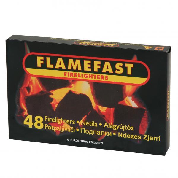 Кубчета за разпалване 48 бр.