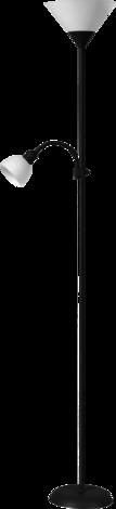 Лампион Action черна