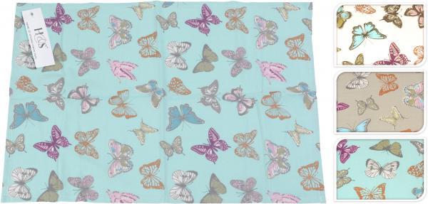Кухненска кърпа пеперуди