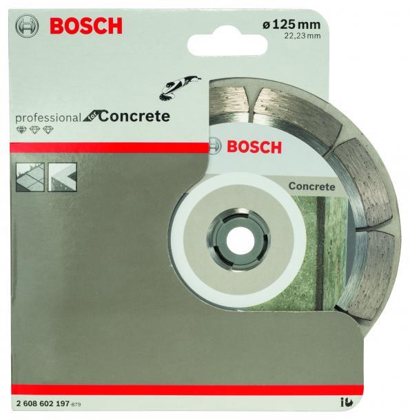 Диамантен диск Bosch Concrete 115mm