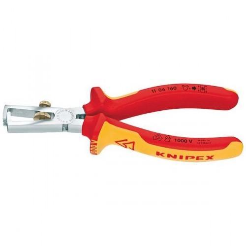 Клещи за оголване на кабел 1000V Knipex