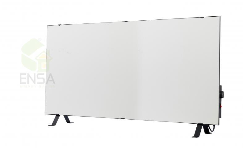 Керамичен инфрачервен панел ENSA CR1000T бял