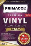Лепило за тапети Primacol Premium Vinyl, 200гр.