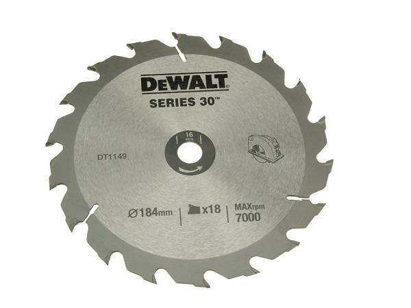 Циркулярен диск DT1149 DeWALT за дърво