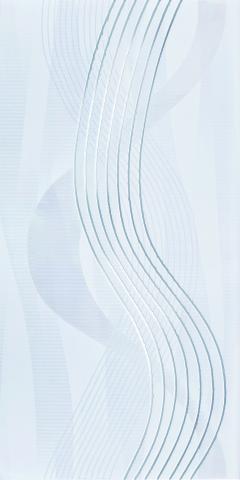Декоративна плочка Gemma white 20x40 см