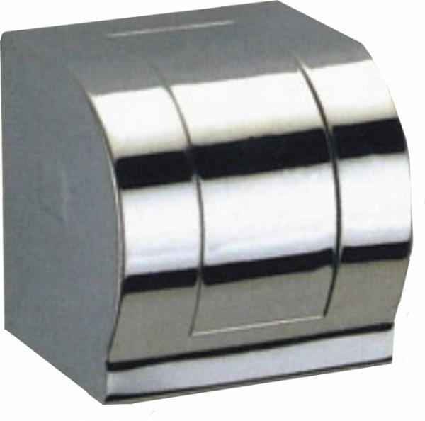 Метална поставка за тоалетна хартия