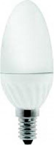LED крушка Е14 6W свещ 2700К 484lm