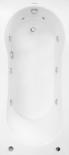 Хидромасажна вана Еко 160х70см