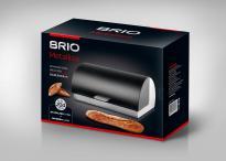 BRIO Metallica Кутия за хляб