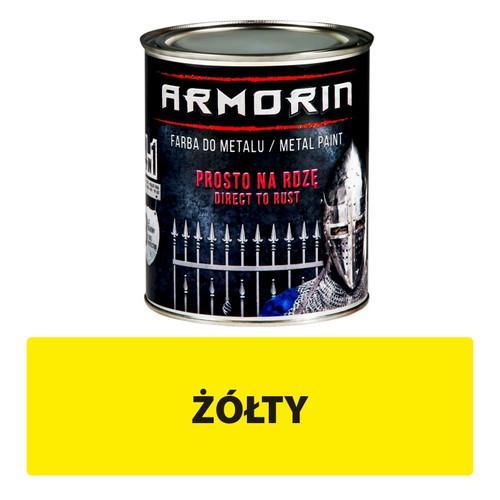 Armorin 4в1 жълта 0.75л