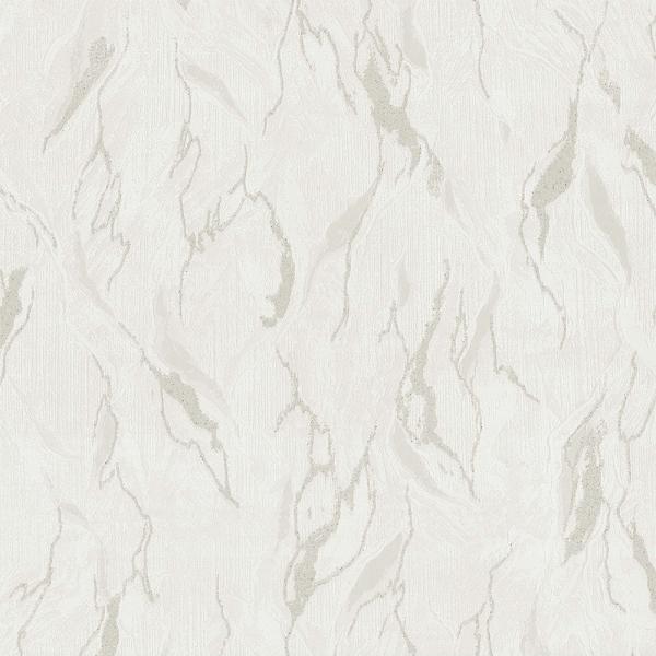 тапет Бестселър- мазилка класика бяло брокат