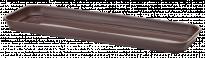 Подложка за сандъче Venus 50см кафяво