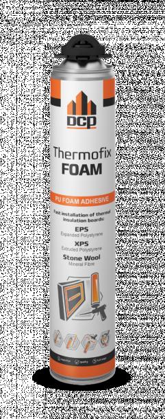 Пяна за лепене на топлоизолационни плоскости Thermofix Foam