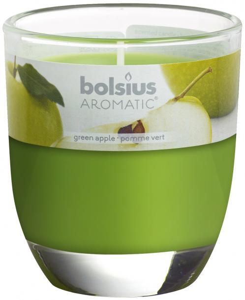 Bolsius ароматна свещ в чаша малка Ябълка