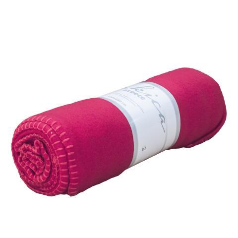 Одеяло Полар 130х160 см  розово